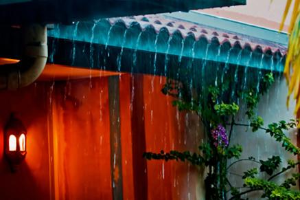 Récupérer l'eau de pluie